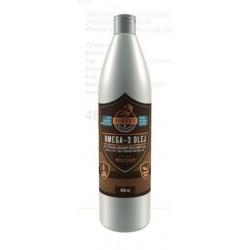 Olej Omega 3 olej pro koně kopyta kůže srst výkon