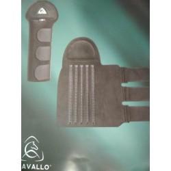 Acavallo chránič ocasu přepravní s gelem prodyšný