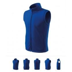 Vesta fleece unisex 100% polyester hřejivá antiping
