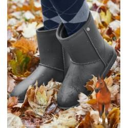 Boty zimní nepromokavé zateplené protiskluzové