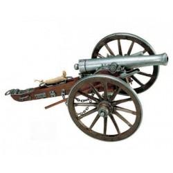 Dělo USA z války sever proti jihu 1861