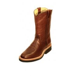 Western.boty Brad Ren´S hladká kůže model Roper
