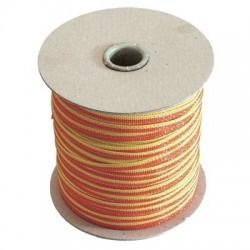 Vodivá páska 20mm 6vodičů ž/o 200m