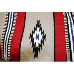 Navajo tkané dvojité Novozélandská 100% vlna