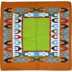 Navajo Randols Tepee tkané jednoduché vlna bavlna