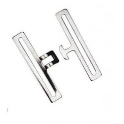 Kotvičky k dekám kovové 1pár 75mm