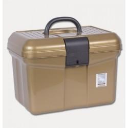 Box na čištění veliký prostorný ve zlaté