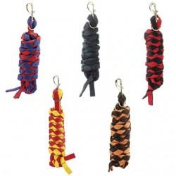 Vodítko splétané nylonové s možností výměny karabiny