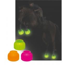 Zvony gumové svítí ve tmě na suchý zip doprodej