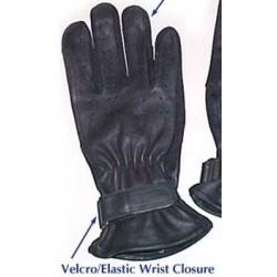 Jezdecké rukavice dětské z kůže