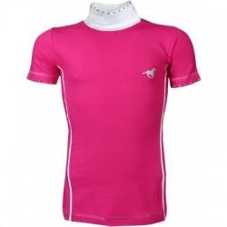 Tričko závodní dámské s kamínky a koníkem doprodej