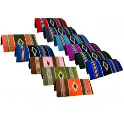 Navajo ručně tkané dvojité styl Amerických vzorů