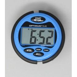 Hodinky pro všestrannost voděodolné LCD displej 38x20mm