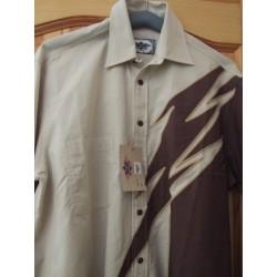 Westernová košile Hurrican brown doprodej