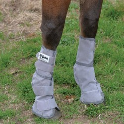 Chrániče nohou koní proti hmyzu i na pastvinu pár